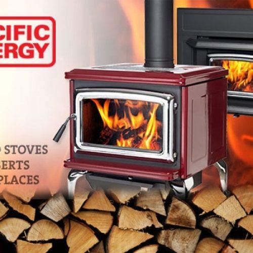 Heatilator Eco-Choice Pellet Stoves - Fuel & Flame